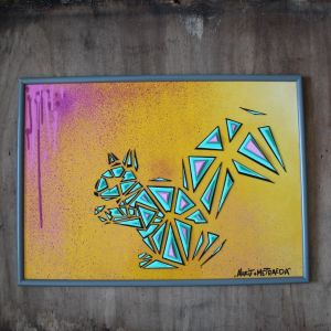 Einhörnchen Collab By Metraeda And Axit
