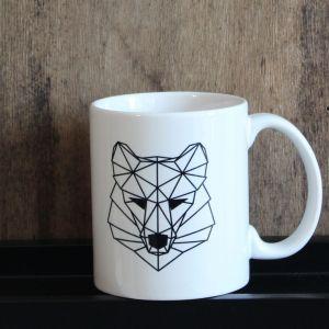 Wolf Tasse By Metraeda