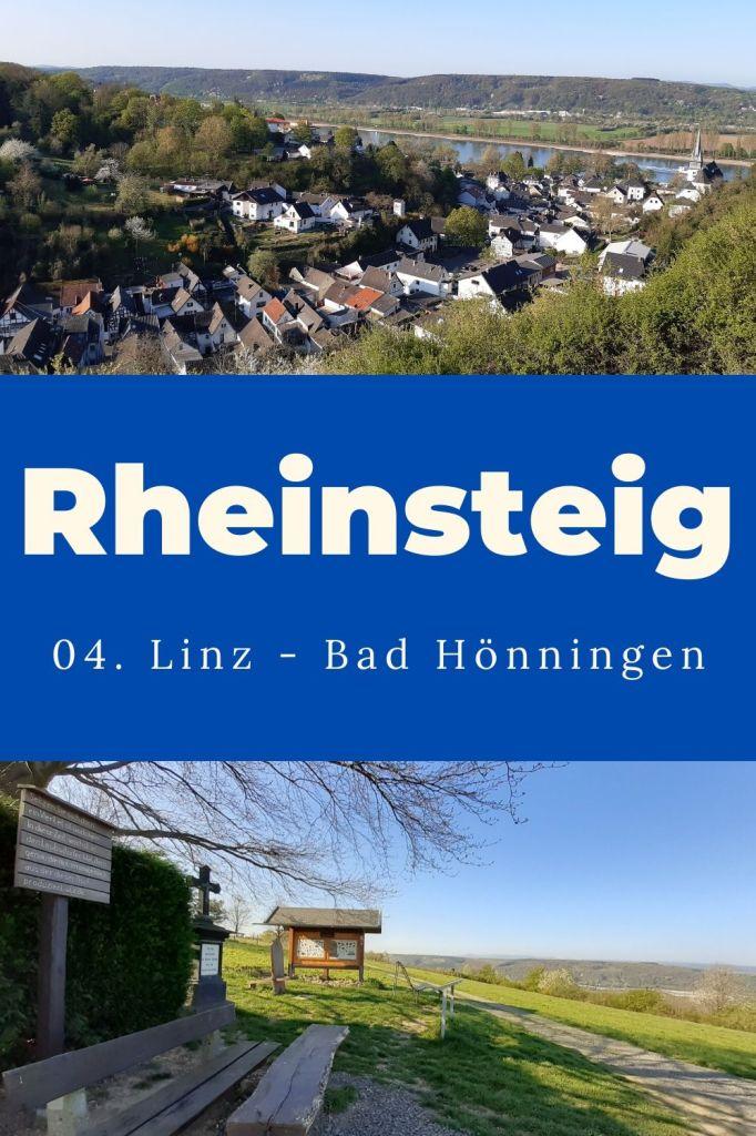 Rheinsteigetappe Linz Bad Hönningen vier