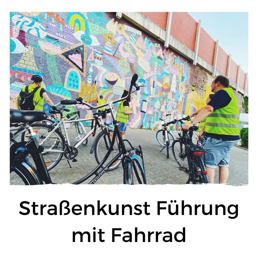 Fahrrad Tour Köln
