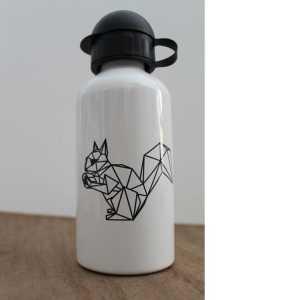 Eichhörnchen Trinkflasche By Metraeda