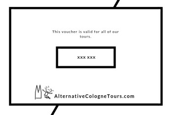 Voucher Alternative Cologne Tours