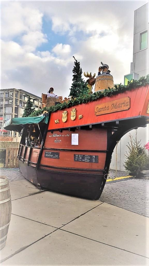 Alternative Weihnachtsmärkte Köln Schiff