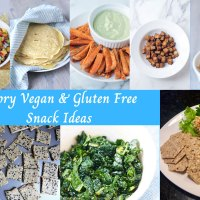 30 Vegan Gluten Free Snacks