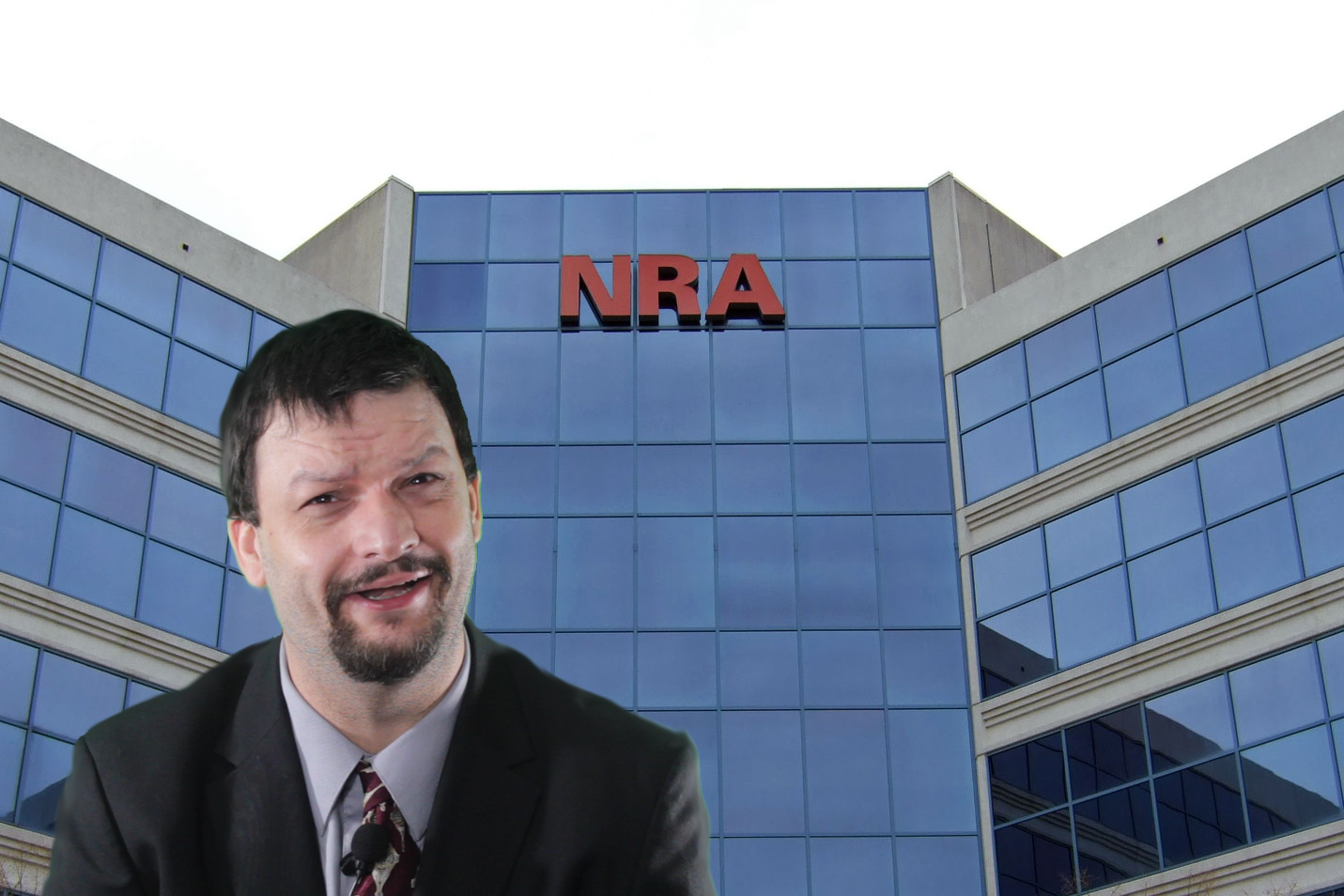 NRA Exec Just Straight Up Doesn't Give A Fuck About Your Dead Kids, America