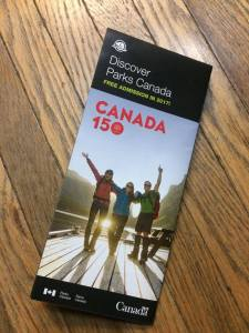canada 150, discovery pass, national parks, canada