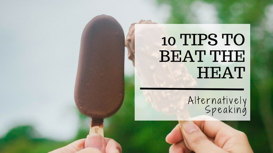 heat, beat the heat, tips to beat the heat