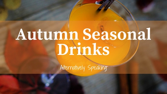 autumn drinks, autumn cocktails, fall drinks, fall cocktails