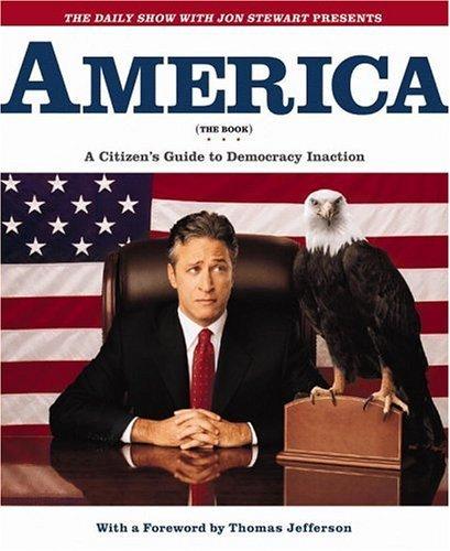 America The Book Cover