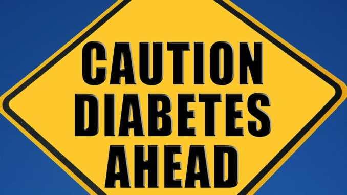warning of diabetes