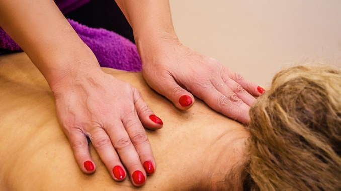 can massage reduce stress