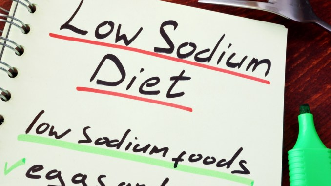 does a low sodium diet lower blood pressure? - alternative, Skeleton