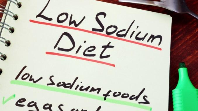 does a low sodium diet lower blood pressure? - alternative, Skeleton