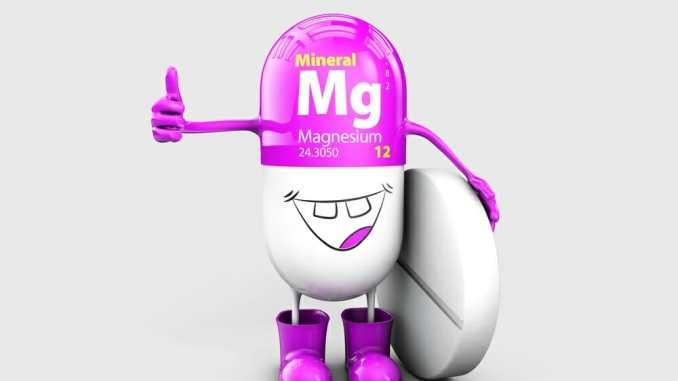 The health benefits of magnesium