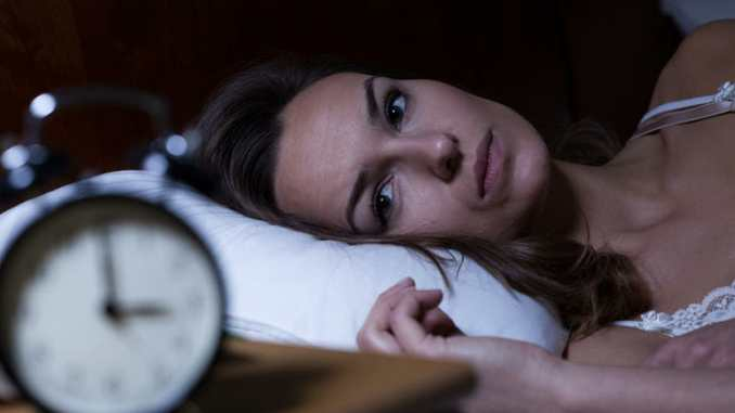 do you have trouble sleeping?