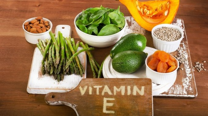 Getting enough vitamin E in your diet