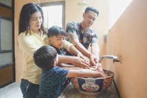 helping your family build immunity
