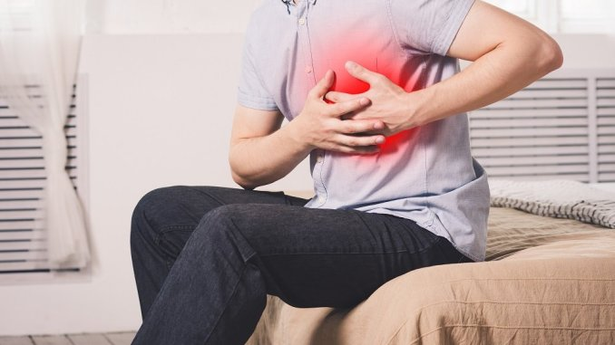 Is chronic inflammation related to heart disease