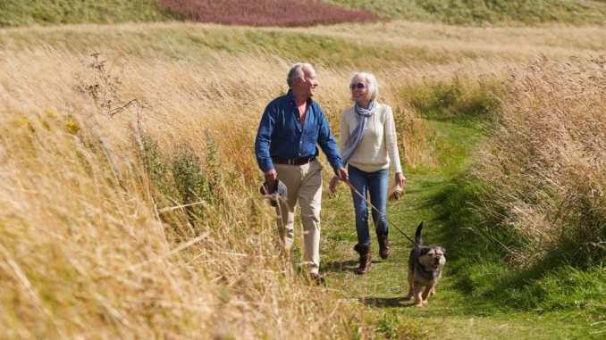 keeping bones in shape as we age