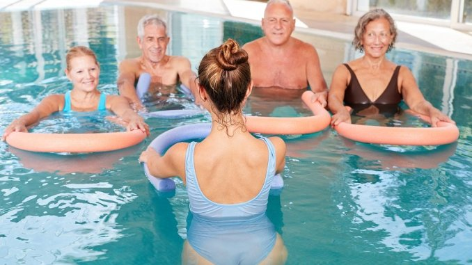 benefits of doing water exercise
