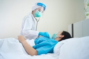Preventing COVID-19 hospitalization