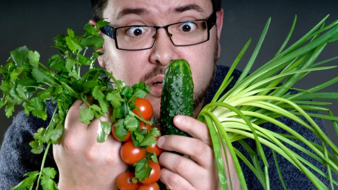 adding fruit and vegetables to your diet