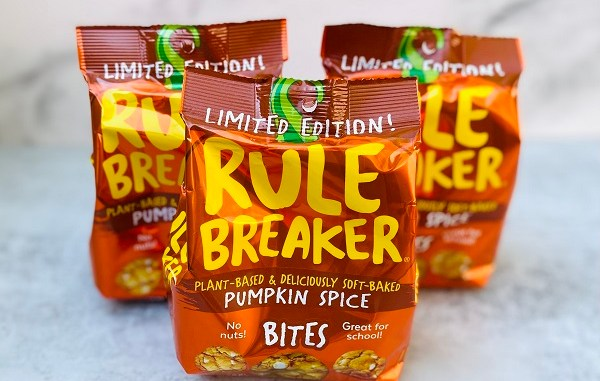 check out these pumpkin snacks