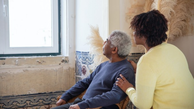 how do you handle dementia in you family?