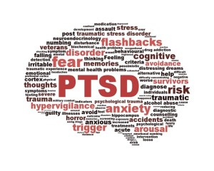 How Can Tapping Help PTSD Sufferers?
