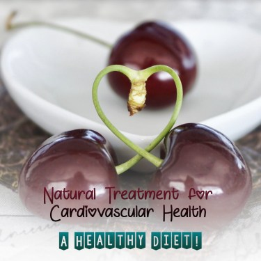 Natural Treatment for Cardiovascular Health – Healthy Diet