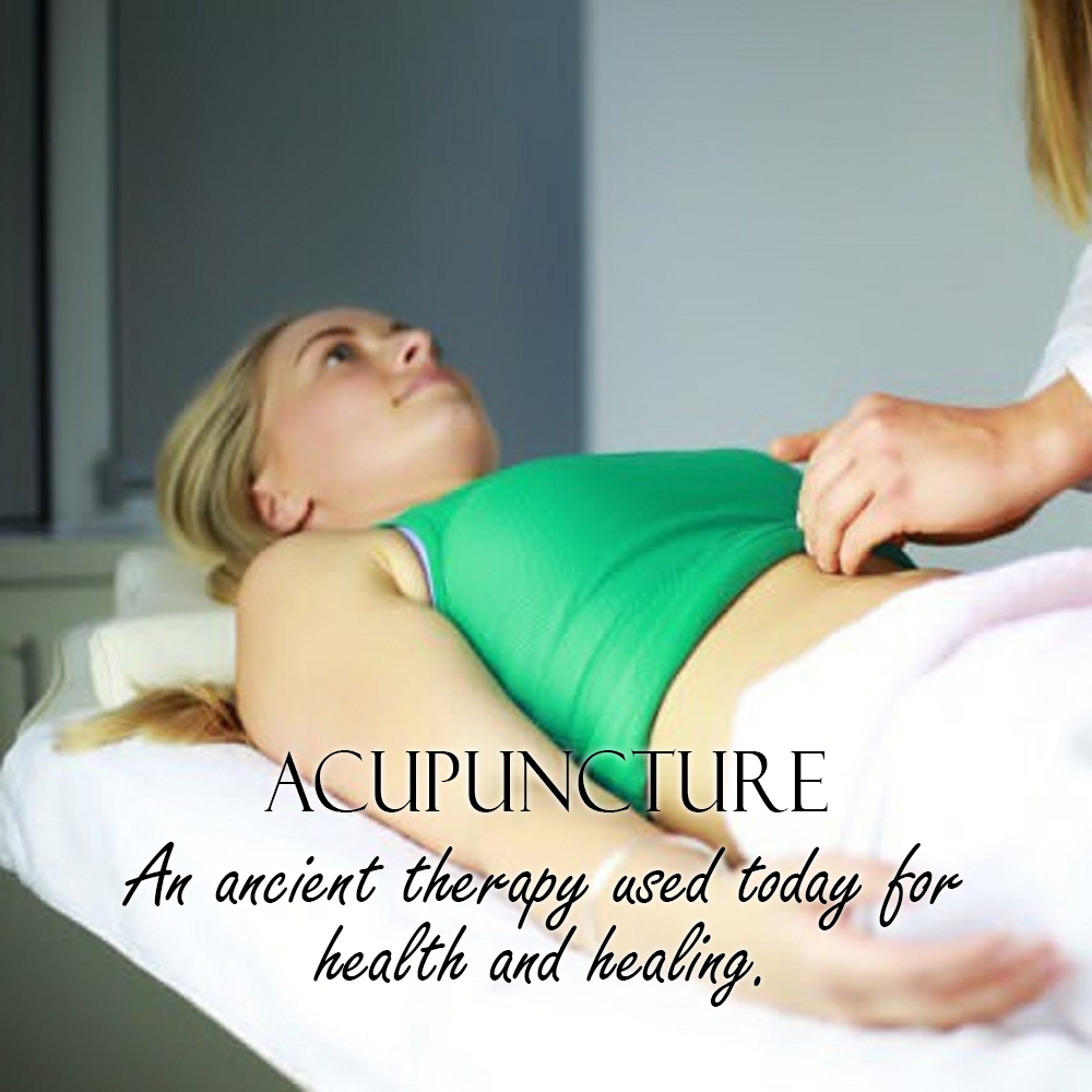 Acupuncture for Health and Healing - Alternative Medicine ...