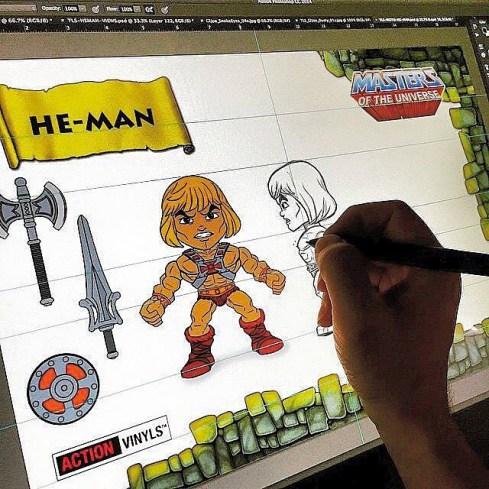 Monogram DC Heroes Harley Quinn Head Bank Statue
