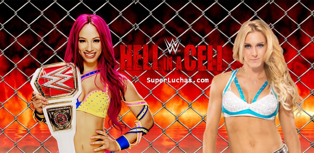 The Hell In A Cell concept and match has been ruined