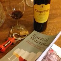 #abookaday Essential #Wine Tasting (Part Two) A different #rioja #AltRead