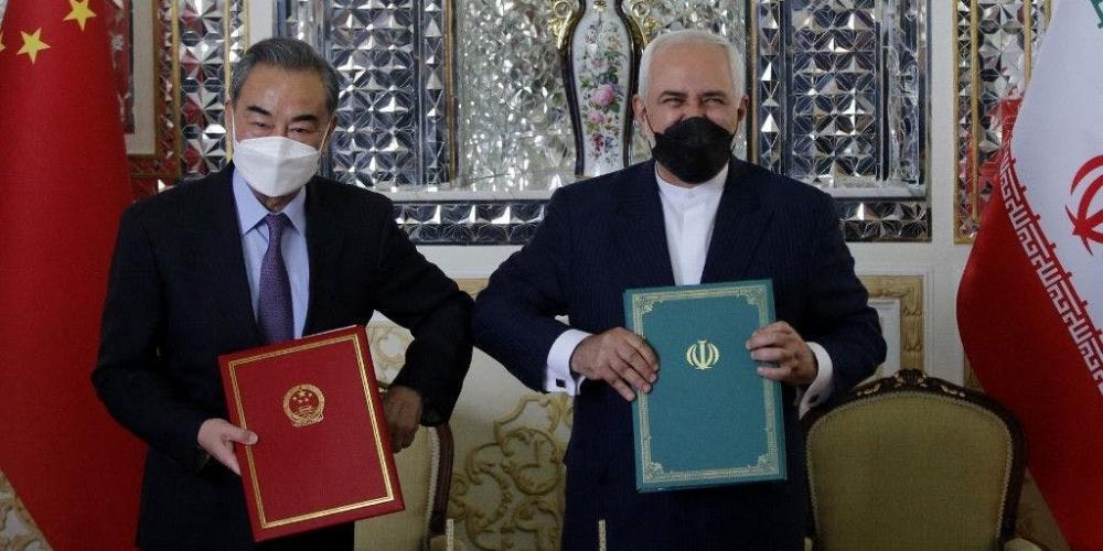 Accord sino-iranien : La «nouvelle guerre froide» remodèle les relations internationales