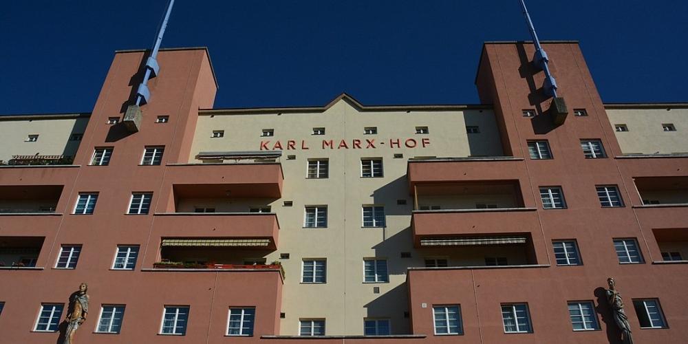 Vienne « la rouge » : un exemple pour régler la crise du logement
