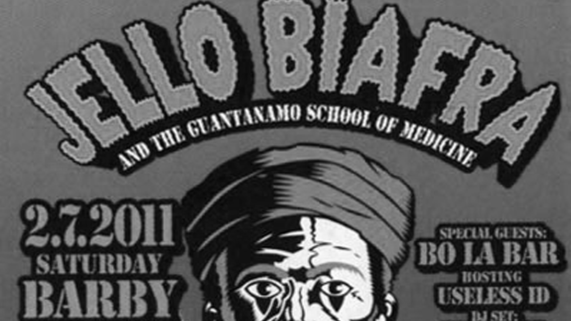 Thoughts On Visit to Israel by Jello Biafra – Alternative