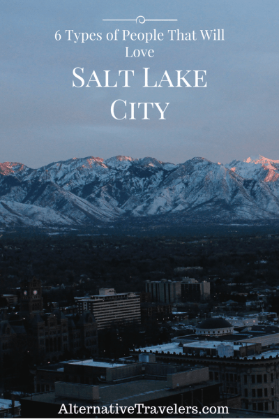 people that will love salt lake city