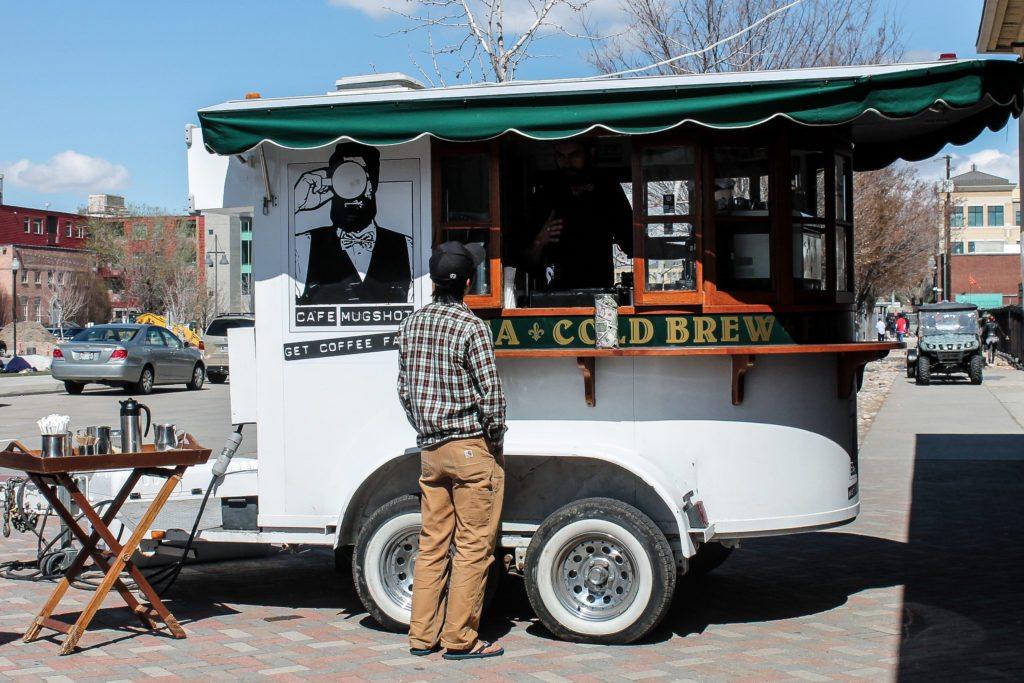 Cafe Mugshot cart