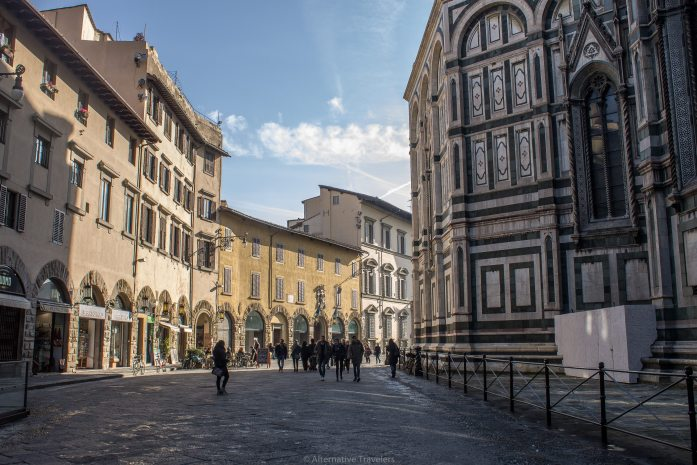alternative traveler's vegan guide to florence