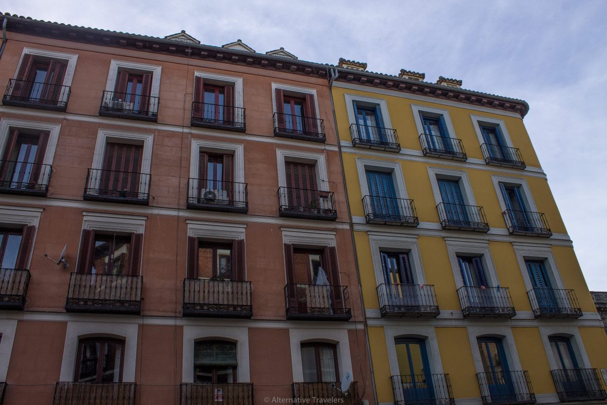 Visiting Madrid's Main Sights for Free and Cheap