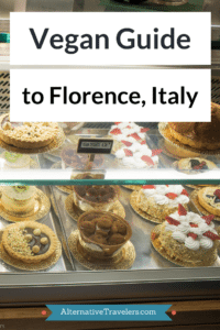 Vegan Guide to Florence featuring many vegan restaurants in Florence as well as vegan-friendly spots in Florence.