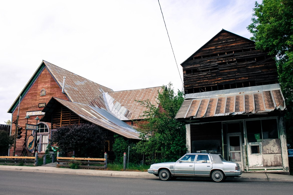 Town of Halfway, Oregon - AlternativeTravelers.com