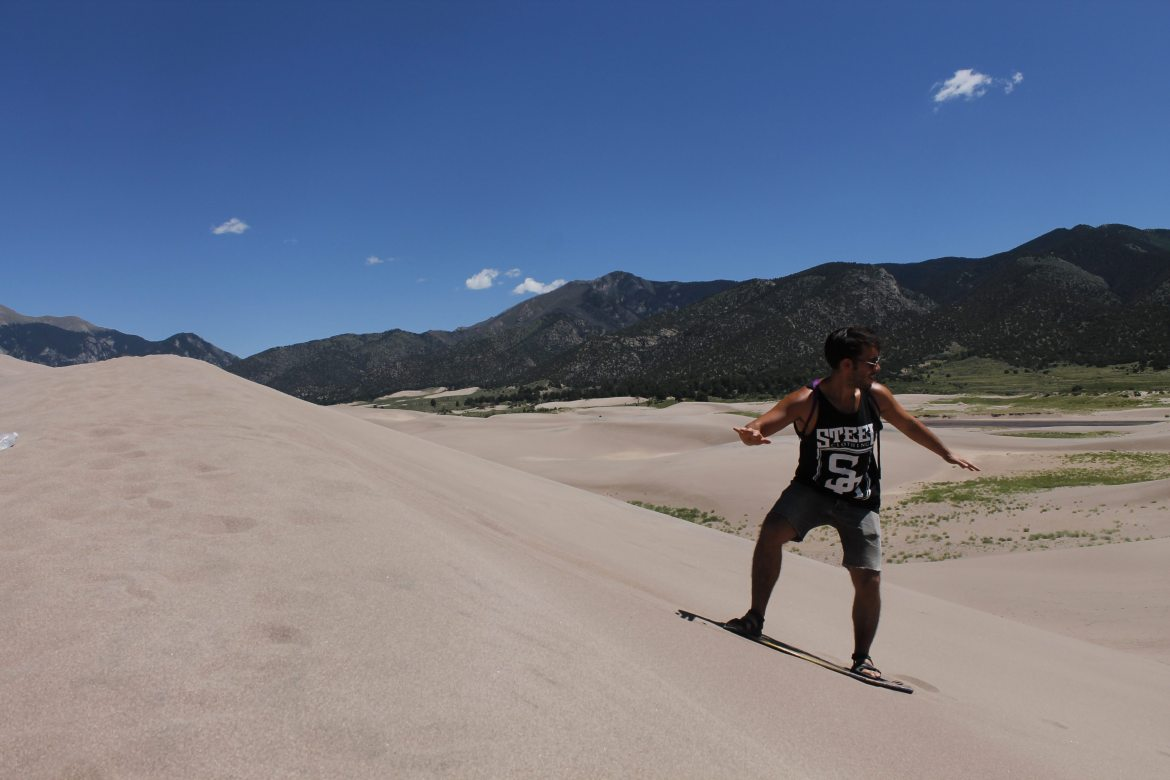 Great Sand Dunes National Park, Colorado | AlternativeTravelers.com