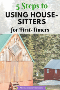 5 Steps to Using House Sitters as First Timers: Using House sitters for the first time? These 5 tips will help you get started with house sitting as a home and pet owner.