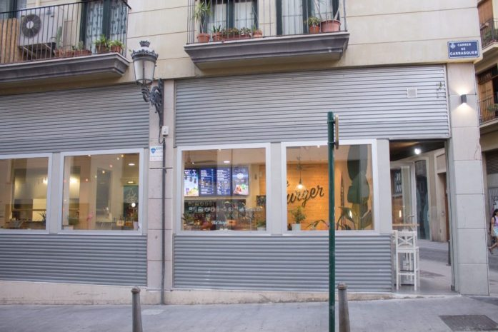 The Vurger - Vegan Fast Food and Americana in Valencia, Spain