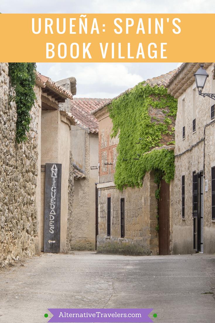 Urueña- Spain's Book Village | Unique Places to Visit in Spain | Historic Travel in Spain | AlternativeTravelers.com