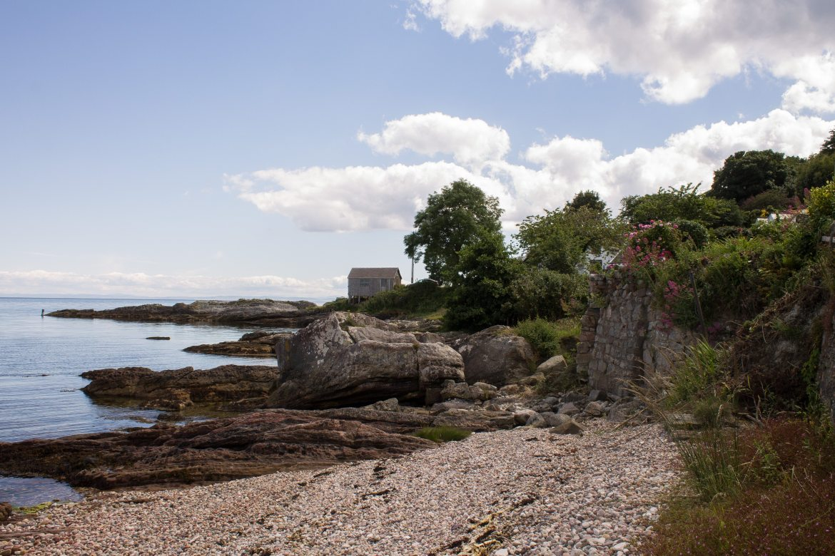 Shorelines on Isle of Arran | AlternativeTravelers.com