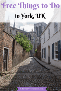 Free Things to Do in York, UK