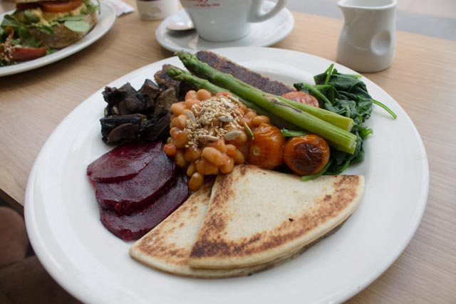 Glasgow vegan